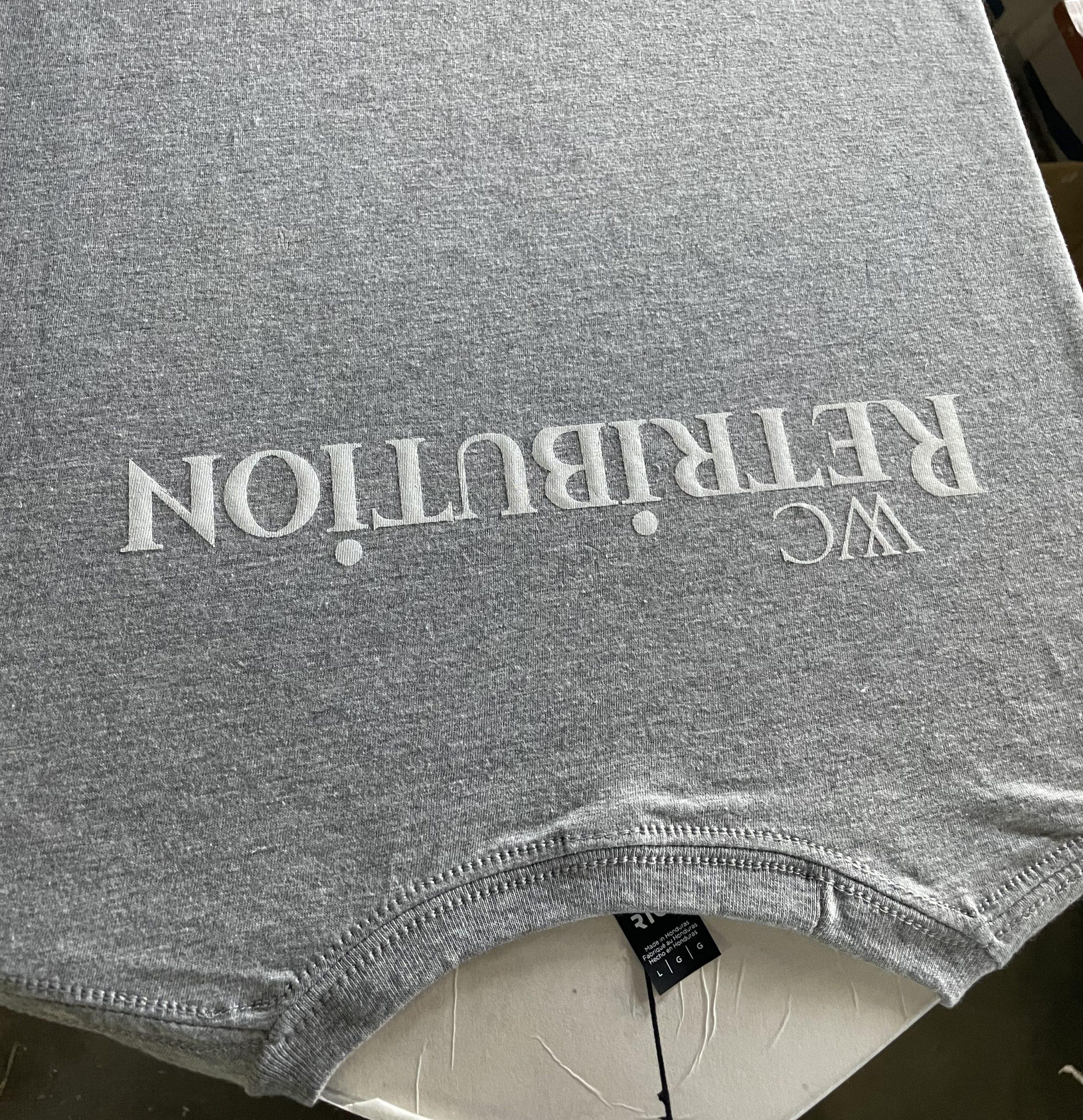 Retribution Shirt